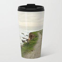 California Coast Trail Travel Mug