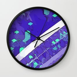 Hardcore  Rave Wall Clock