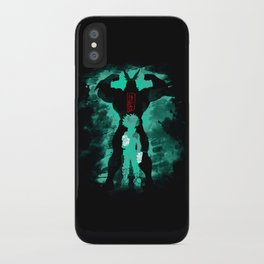 My robot action iPhone Case
