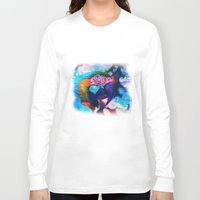 parrot Long Sleeve T-shirts featuring Parrot by haroulita