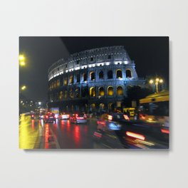 Colosseo: Rome Metal Print