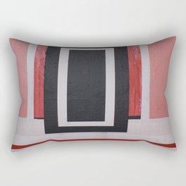 THE SHIVER DOOR Rectangular Pillow