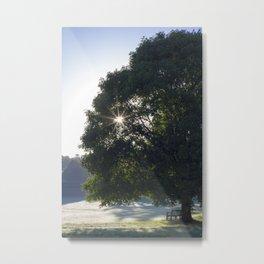 Bradenham Village Green, Buckinghamshire Metal Print