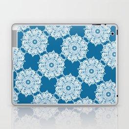 Gorgeous Lace Snow Pattern Laptop & iPad Skin