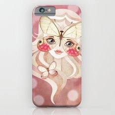 Merolina Moth Girl Slim Case iPhone 6s