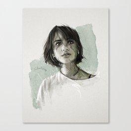 Fashion 8 Canvas Print