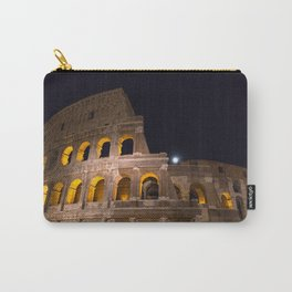 Colosseum by night Carry-All Pouch