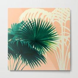 Tropic 01 Metal Print