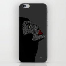 Malificent Lines iPhone & iPod Skin