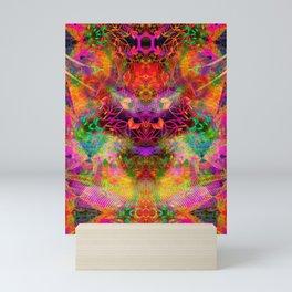 The Jester's Mindscape III Mini Art Print