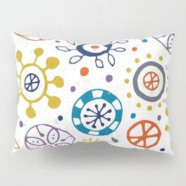 Doodle Organic Pillow Sham