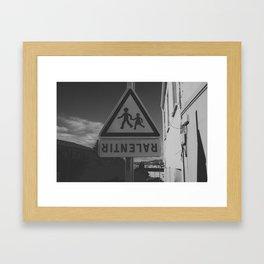 RITNELAR Framed Art Print