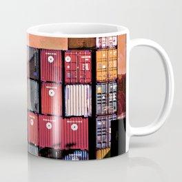 Colorful containers I Coffee Mug