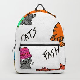 Fashion cats Backpack