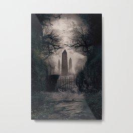 Wicked Season Metal Print