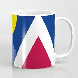 flag of denver Coffee Mug