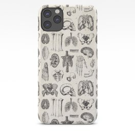Human Anatomy iPhone Case