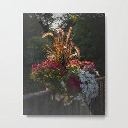 Bouquet Sur Seine - France Metal Print