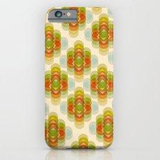 60's Pattern Slim Case iPhone 6s