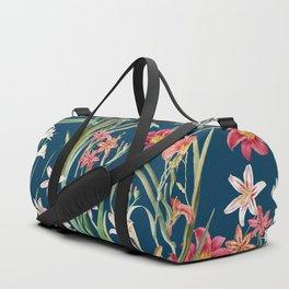 Blossom Botanical Duffle Bag