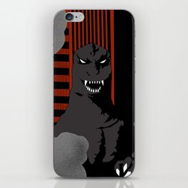 The Return of Godzilla iPhone Skin