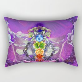 Cosmic Goddess Rectangular Pillow