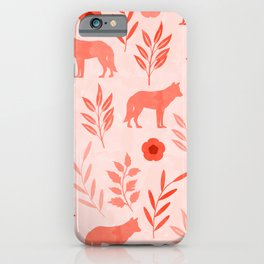 Forest Animal and Nature II iPhone Case