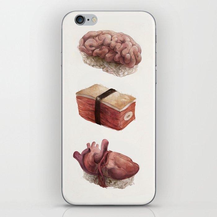Fresh Flesh iPhone Skin