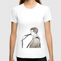 alex turner T-shirts featuring alex turner [3] by roanne Q