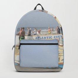 Atlantic City Lifeboats Backpack
