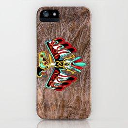 Thunderbird-knot iPhone Case
