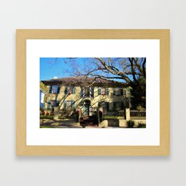 Ready For The Holidays Framed Art Print
