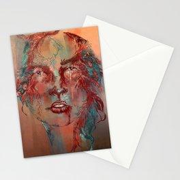 Posion Ivy Stationery Cards