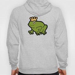 Frog Prince Pattern Hoody