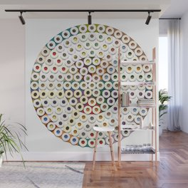 167 Toilet Rolls 06A Wall Mural