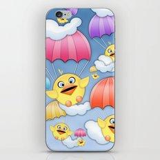In Coming Birdies.  iPhone & iPod Skin