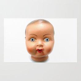 Dolls head Rug