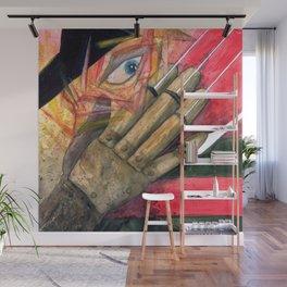 """""""Nightmare"""" by Cap Blackard Wall Mural"""