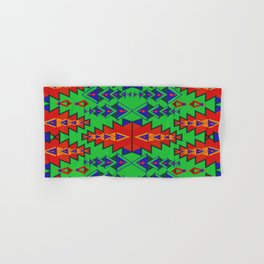 Indian Designs 251 Hand & Bath Towel