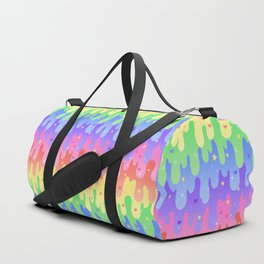 Rainbow Slime Duffle Bag