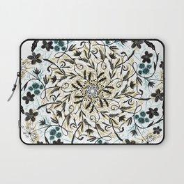 Floral Mandala Laptop Sleeve