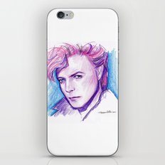 Darling David iPhone & iPod Skin