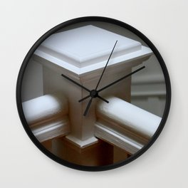 The Saturday Afternoon Post Wall Clock