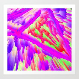 Hype Divine Art Print