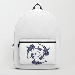 swimming giants Backpack