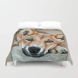 Wangari (Understand me before I'm gone) Duvet Cover