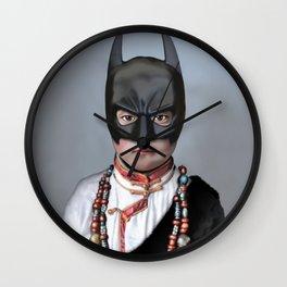 Das dunkle Ritterchen Wall Clock