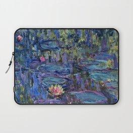 Claude Monet - Nympheas Laptop Sleeve
