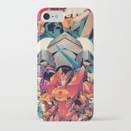 Transformers MTMTE 37  iPhone Case