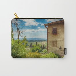 Tuscany, Italy Carry-All Pouch